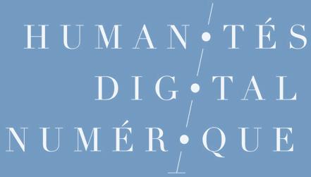 Humanités, Digital et Numérique